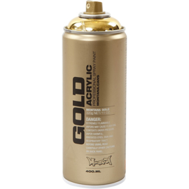 SPRAY PAINT - GOLD