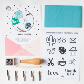 DIY Kit Stamp Making