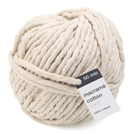 Macrame Yarn Natural - 50 meter