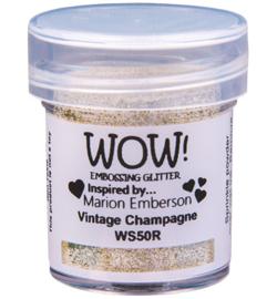 Embossing Poeder Glitter - Vintage Champagne