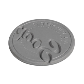 "Soap Embossing Label - ""All You Need is Soap"""