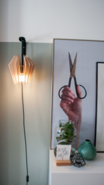 DIY-pakket Houten Lamellenlamp