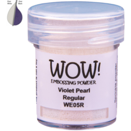 Embossing Powder - Violet Pearl