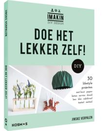 DOE HET LEKKER ZELF! - IMAKIN BOEK