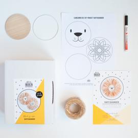 DIY-pakket Raffiahanger