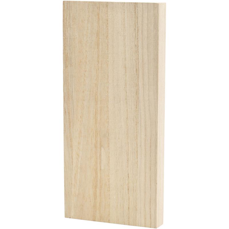 Houten Plankje Rechthoek
