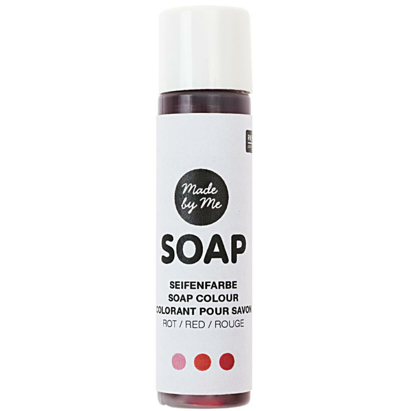 SOAP COLOURING - RED