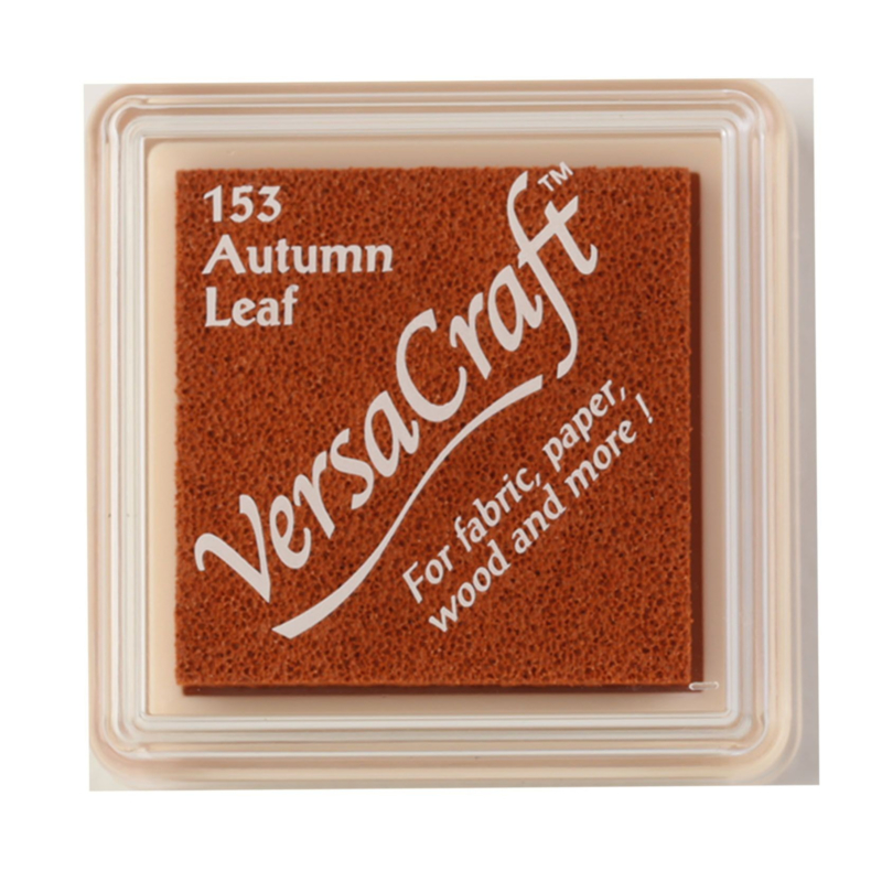 VersaCraft Stempelkussen - Autumn Leaf