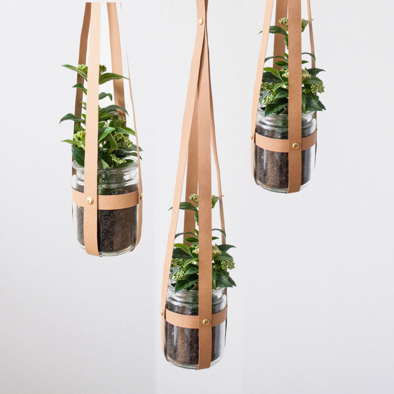 WORKSHOP STOERE PLANTENHANGERS