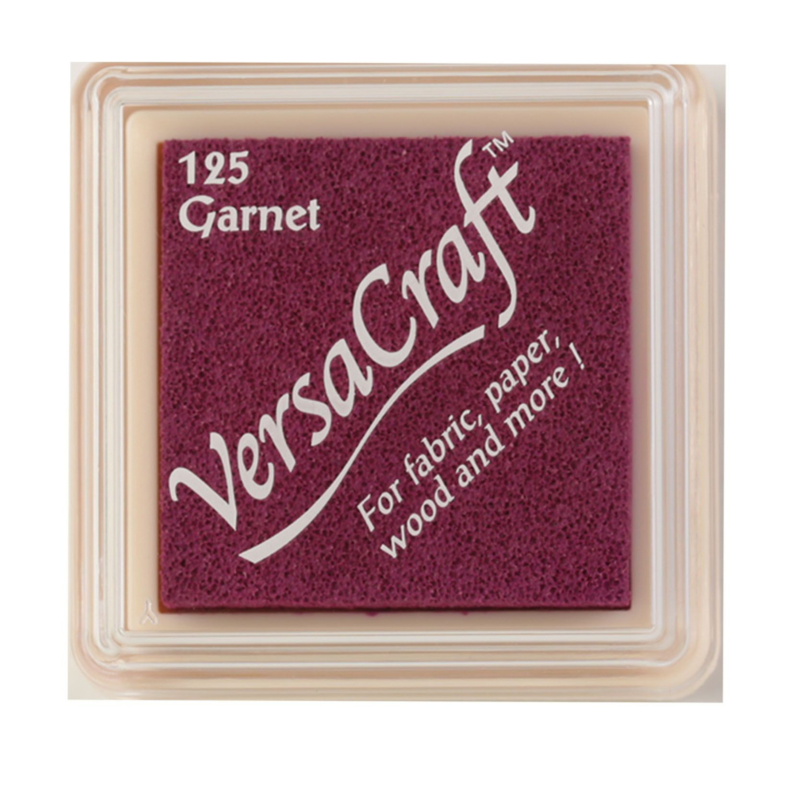 VersaCraft Stempelkussen - Garnet