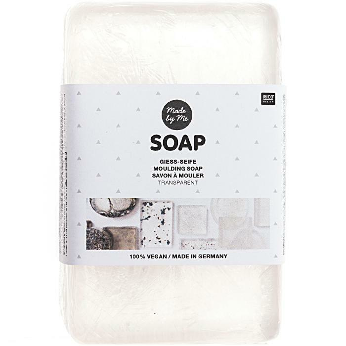Moulding Soap - Transparent 250 g