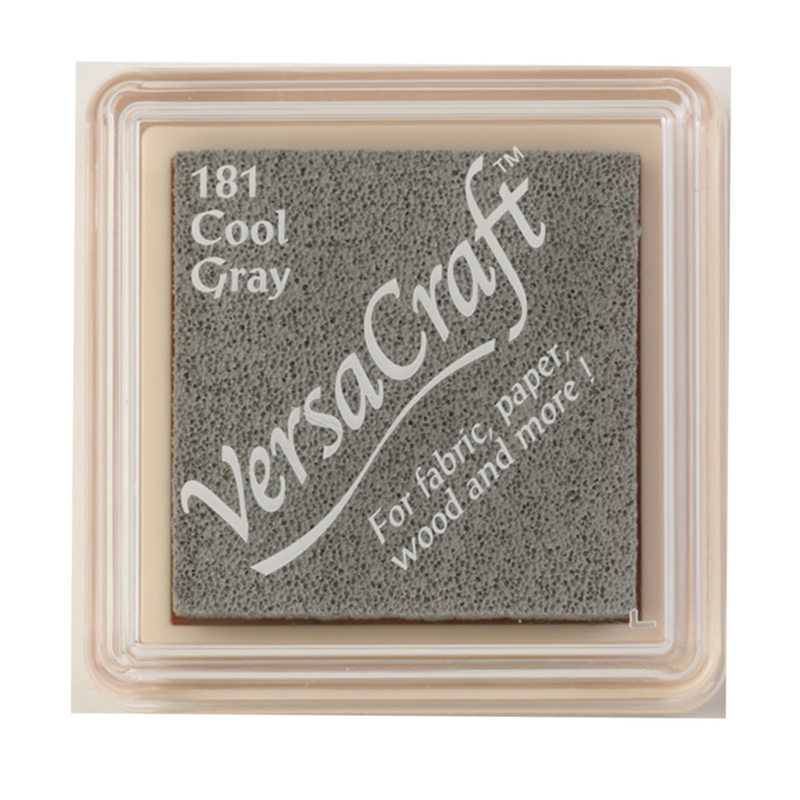 VersaCraft Stempelkussen - Cool Grey