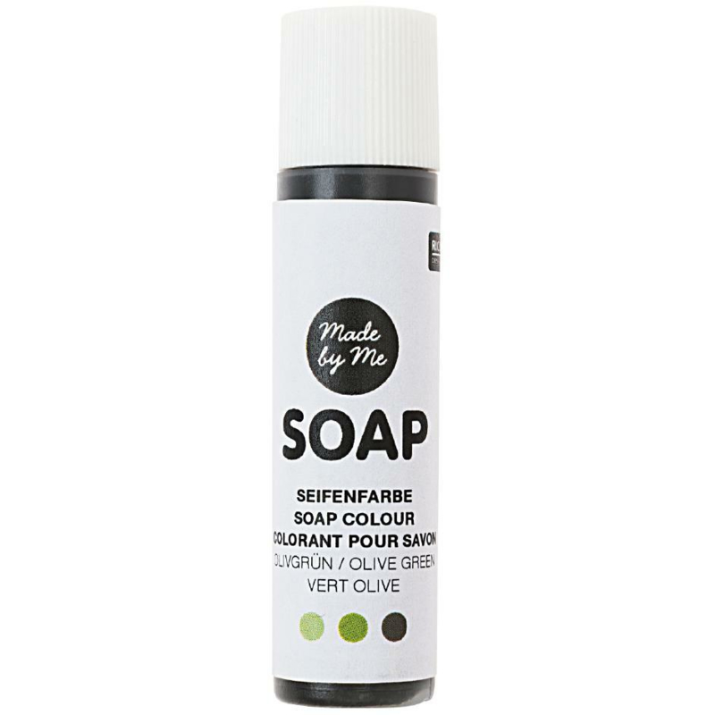 Soap Colouring - Green