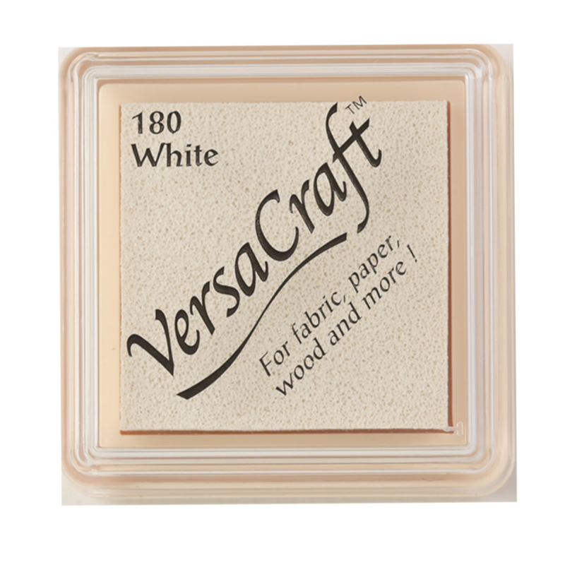 VersaCraft Inkpad - White