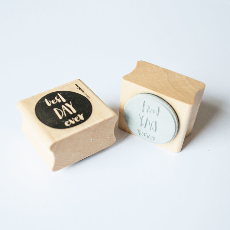STEMPEL - BEST DAY EVER