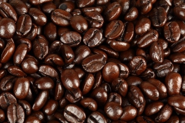 1 Kilo 7grams  - Premium dark roasted beans (bonen)