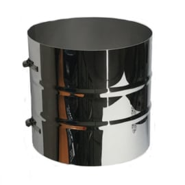 ISOTUBE Plus DW Ø200mm breede klemband (20cm)