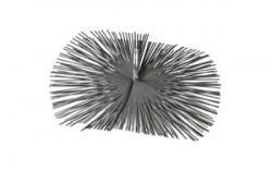 Staalborstel rechthoek 250 x 400 mm #657325