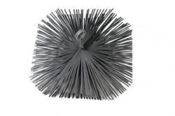 Staalborstel vierkant 300 x 300 mm #657230