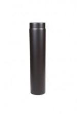 EW/Ø200 2mm Pijp 75cm (Kleur: Zwart)