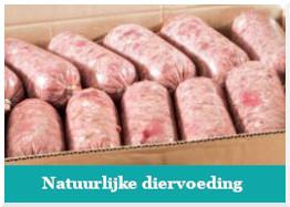 Biologisch KVV voor honden, BARF vlees, hondensnacks, bio geperste brok