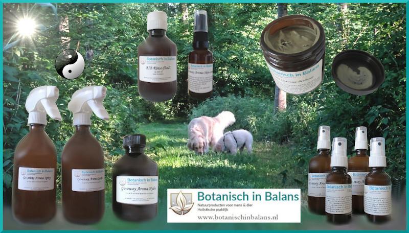 Go-away Aromatherapie producten bij Botanisch in Balans