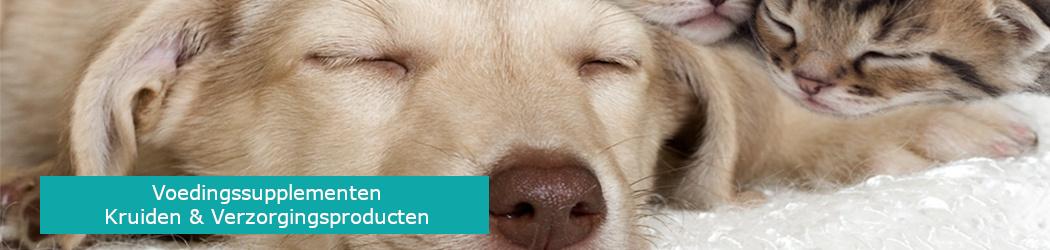 Natuurwinkel voor hond en kat - supplementen, voeding, gezondheidsproducten