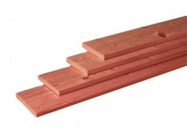 Geschaafde plank 1,8 x 16 x 400 cm Blank Douglas