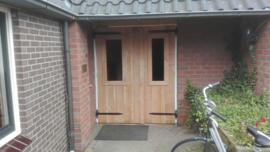204) Douglas deuren