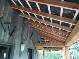 174) Douglas veranda