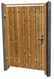 Grenen poort 90 x 190 cm