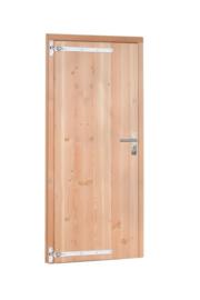 Douglas enkele deur extra breed en hoog Linksdraaiend (110x214 cm)