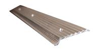 Aluminium knelprofiel 250 cm, blank