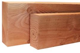 5 x 9,5 x 300 cm regel Blank Douglas fijnbezaagd