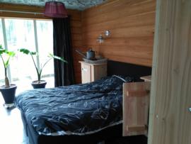 163) Slaapkamer bekleedt met Douglas