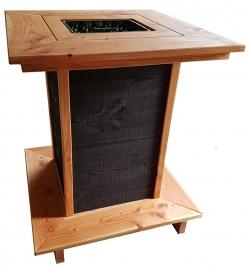 111) Douglas meubelen