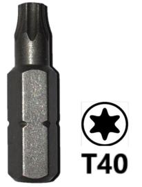 Schroefbit 25 mm Torx 40