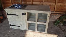 227) Douglas/Steigerhout meubels
