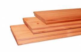 Halfhouts rabat 1,8 x 19,5 x 300 cm Blank Douglas