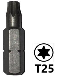 Schroefbit 25 mm Torx 25