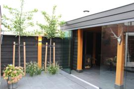 243) Douglas overkapping als tweede  woonruimte