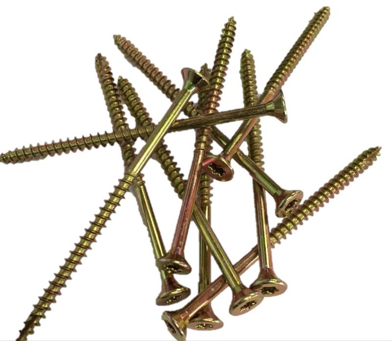 Voorsnijschroeven 5 x 100 T25 (100 st)