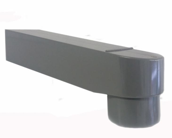 PVC stadsuitloop 60 x 80 cm