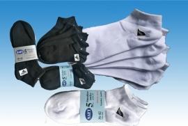 10 paar NAFT sneaker sokken  art.nr: 443