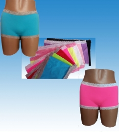 Set van 6 stuks SWEET ANGEL boxershorts ( lage model ) art no:254