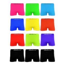 Belucci naadloos heren boxershorts Set van 12 stuks  art.nr :530