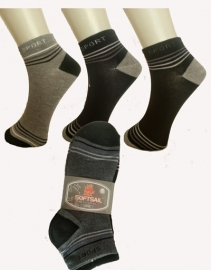 12 paar sneaker sokken art,nr:477