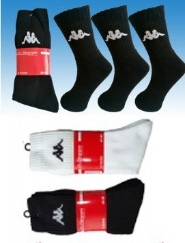 KAPPA sokken 9 paar art.nr:439