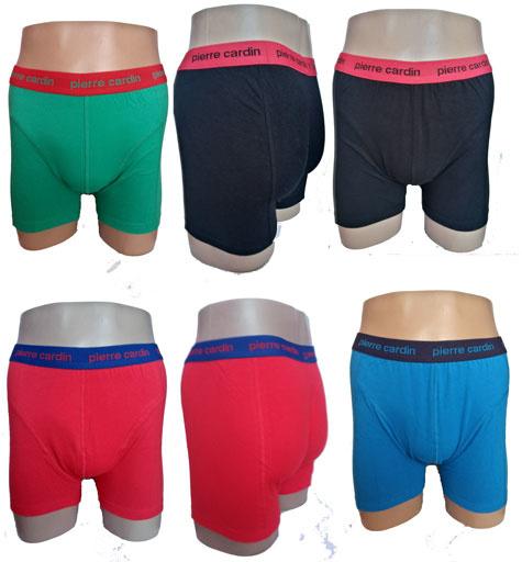 Aanbieding !  Set van 4 stuks pierre cardin boxershorts art,nr: 527