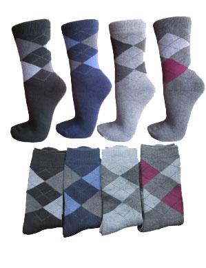 9 paar dikke THERMO sokken art,nr: 624